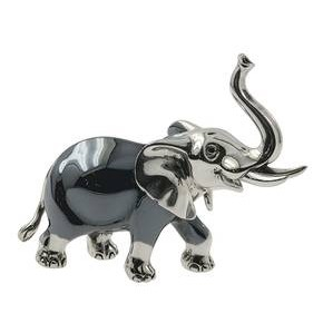 zierfigur elefant in echt sterling silber 925 standmodell juwelier weber. Black Bedroom Furniture Sets. Home Design Ideas