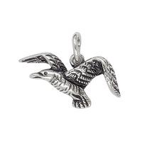 Anhänger Vögel: Möwen, Charms in Silber & Gold
