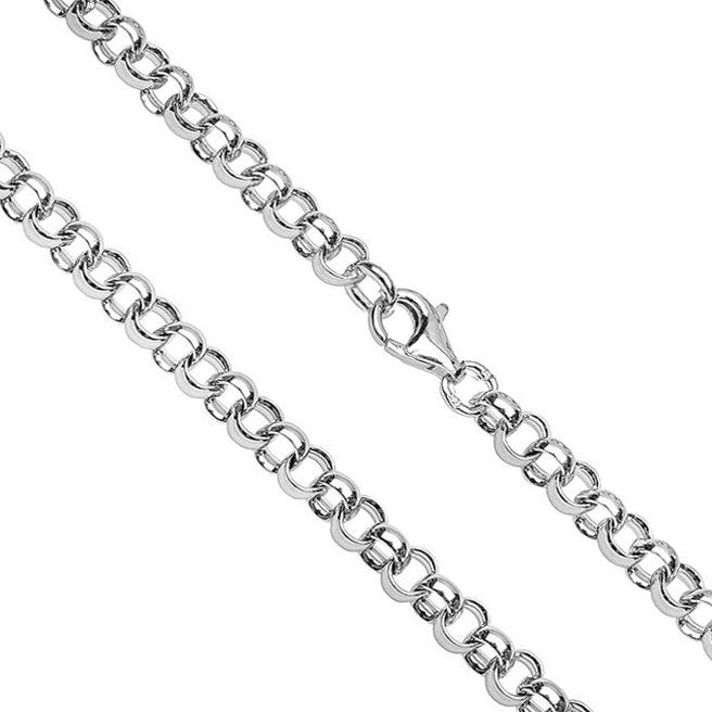 Erbsketten in echt Sterling-Silber 925