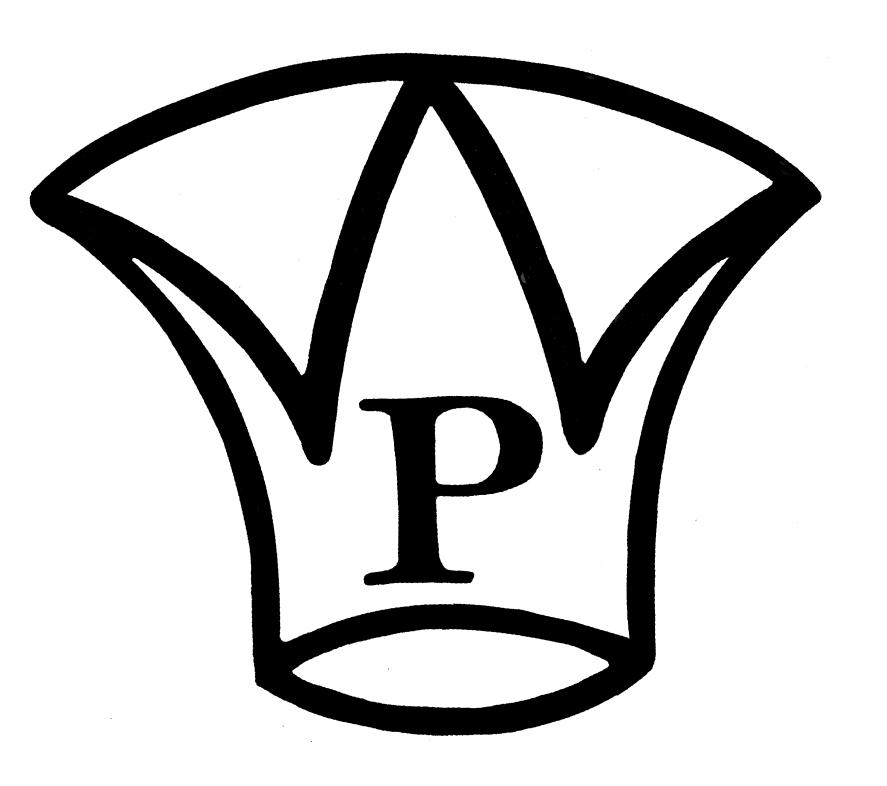 Logo Firma Peter Weber Lsndau 1977 - 2012